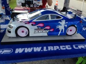 Sakura Ultimate mit Protoform LTC-R Karosse